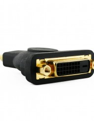 Cablesson HDMI M to DVI F Adapter - Black