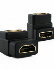 Cablesson Right Angle HDMI Coupler Adapter