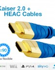 Cablesson Kaiser II High Speed HDMI with Ethernet