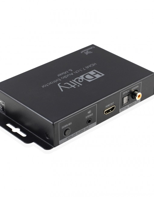 Cablesson HDElity HDMI 7.1ch Audio Extractor & Mixer