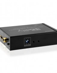 HDelity HDMI Extender with BI Directional IR ARC (Coax and SPDIF) with Local Out